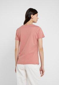 BOSS - TEPAPER - T-Shirt print - pink - 2