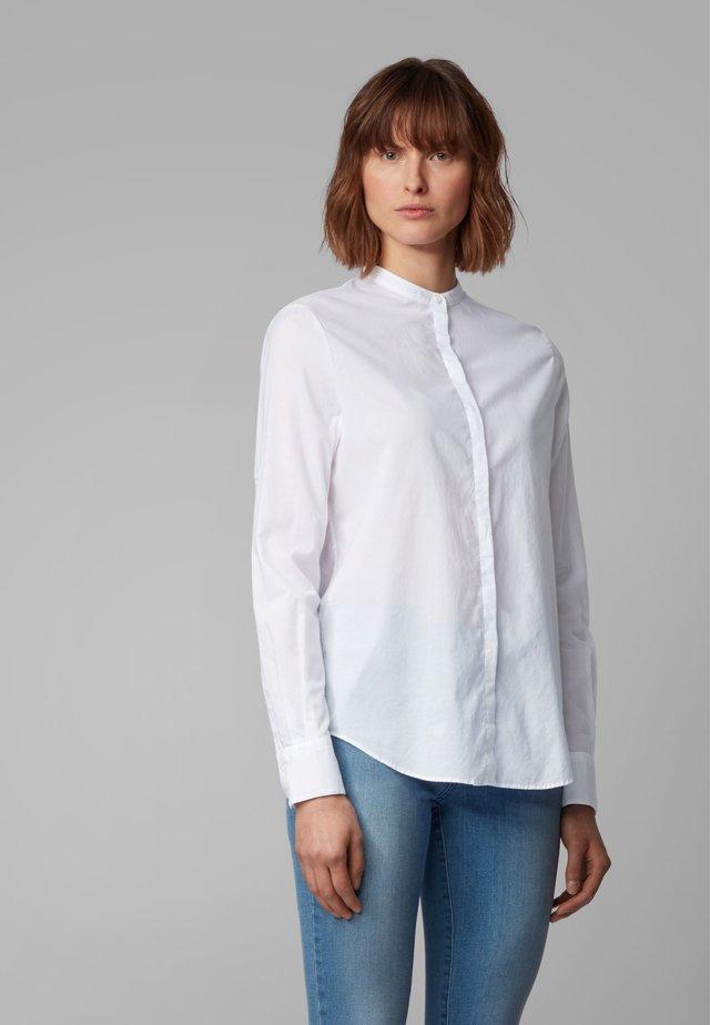 EFELIZE_17 - Button-down blouse - white