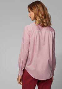 BOSS - EFELIZE - Overhemdblouse - light pink - 2