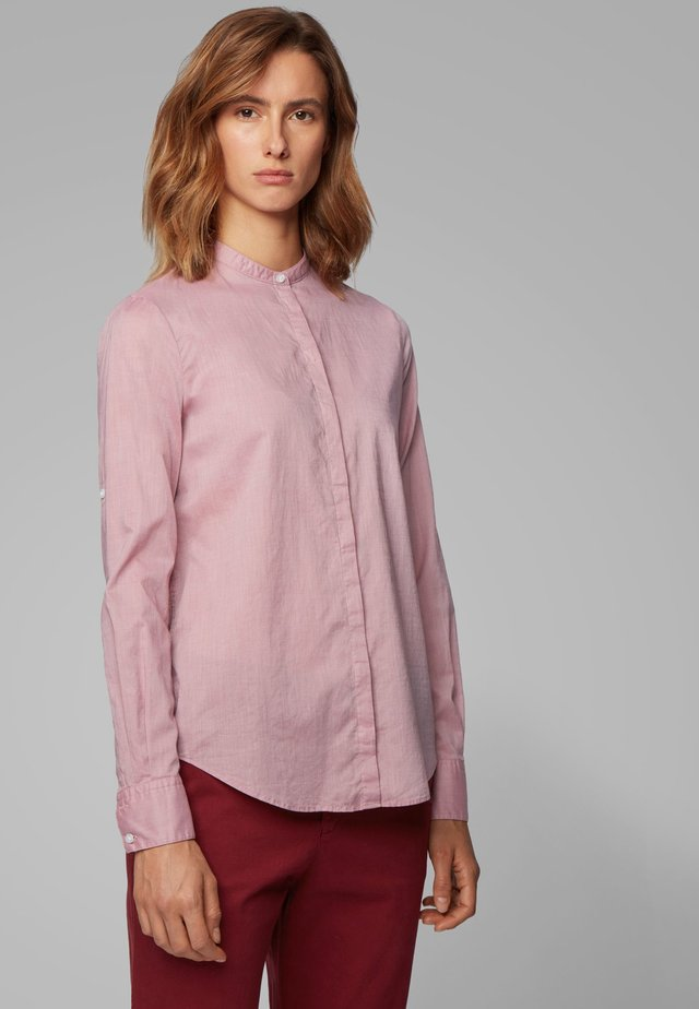 EFELIZE_17 - Button-down blouse - light pink