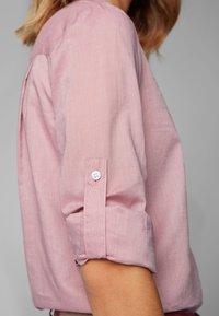 BOSS - EFELIZE - Overhemdblouse - light pink - 4