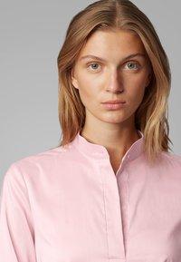 BOSS - BASHILA - Button-down blouse - light pink - 3