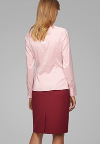 BOSS - BASHILA - Button-down blouse - light pink - 2