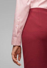 BOSS - BASHILA - Button-down blouse - light pink - 4