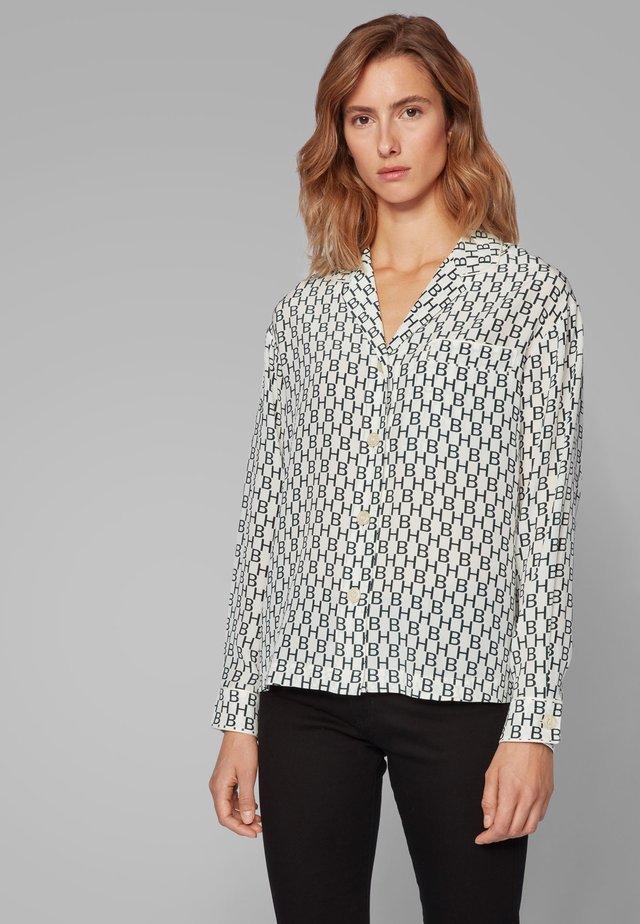 CRAI - Button-down blouse - white