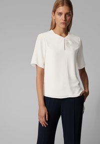 BOSS - IAGELA - Blouse - natural - 0