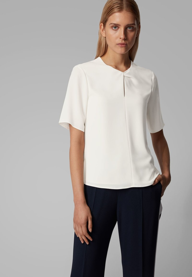 BOSS - IAGELA - Blouse - natural