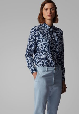 CIVENTI - Button-down blouse - patterned