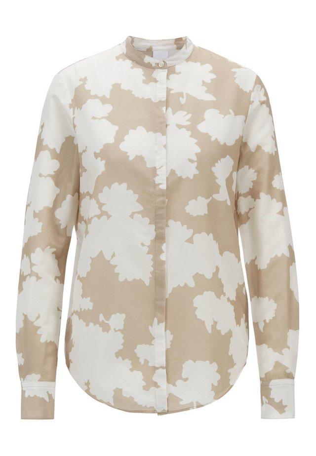 EFELIZE_17 - Button-down blouse - patterned