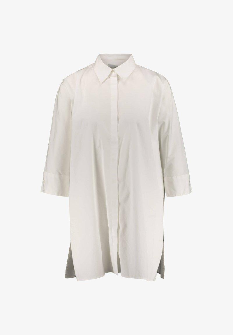 """BOSS - BOSS DAMEN BLUSE """"ERILDA"""" 3/4-ARM - Button-down blouse - white"""