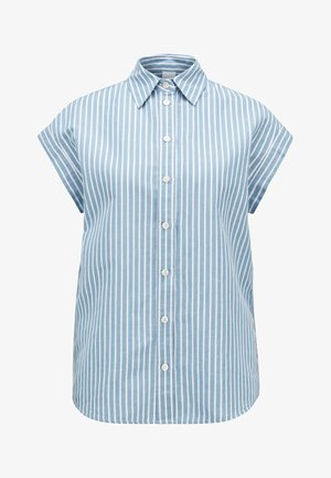 EMIRTA_1 - Button-down blouse - blue
