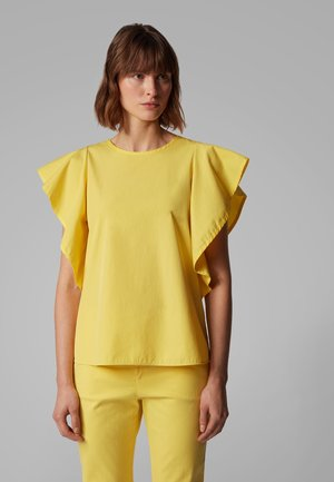 CIGUIDA - Bluse - yellow