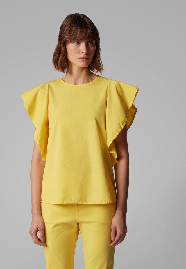 CIGUIDA - Bluse - yellow