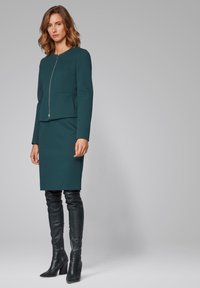 BOSS - JAXINE - Blazer - dark green