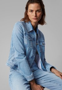 BOSS - J90 GHENT - Denim jacket - blue - 3