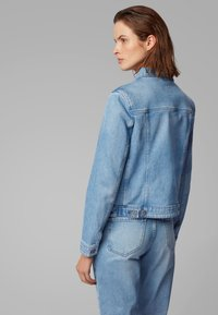 BOSS - J90 GHENT - Denim jacket - blue - 2