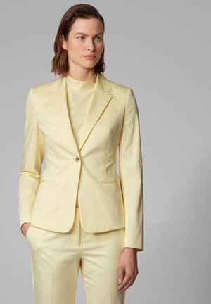 JAYA - Blazer - light yellow