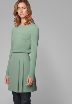 FEGAN - Jumper - light green