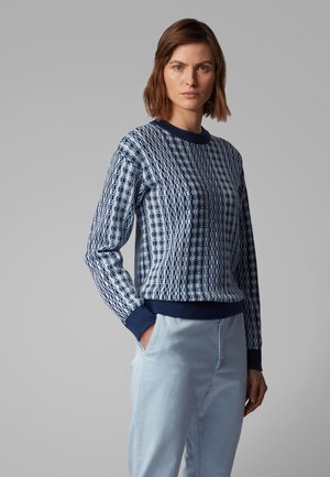 WICASA - Jumper - dark blue