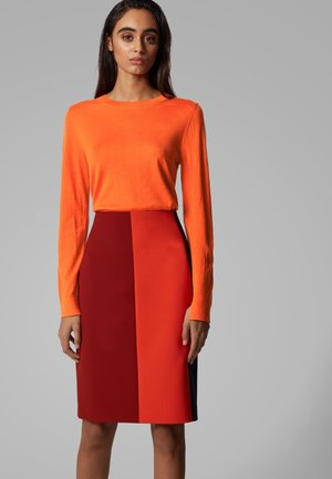 FIPPIA - Pullover - orange