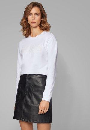 TALOGA - Sweater - white