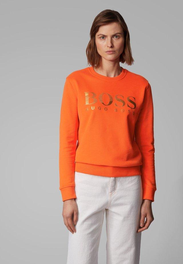 TASTITCH - Sweatshirt - orange