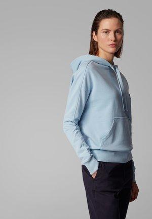 TELEVI - Hoodie - light blue