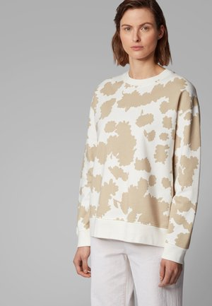 TANATURAL - Sweatshirt - natural