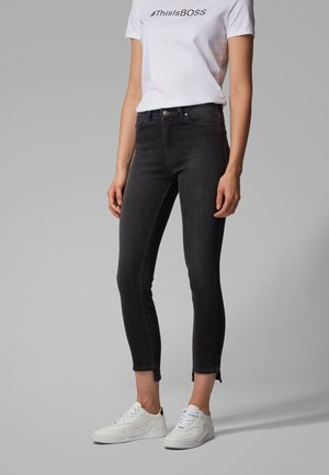 J11 FRISCA - Jeans Skinny Fit - dark grey