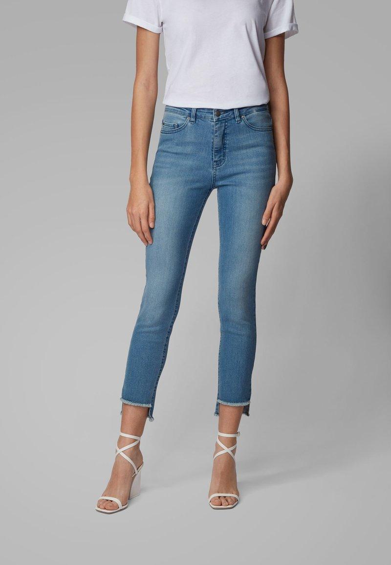 BOSS - J11 FRISCO - Jeans Skinny Fit - blue