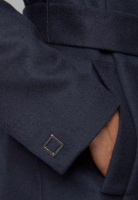 BOSS - CASENOSA - Cappotto classico - open blue - 4