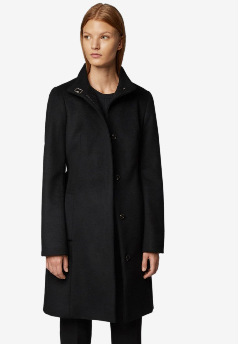 BOSS - CASENOSA - Wollmantel/klassischer Mantel - black