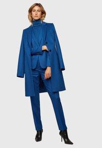 BOSS - CAVINELA - Classic coat - blue - 1