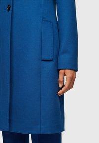 BOSS - CAVINELA - Classic coat - blue - 5