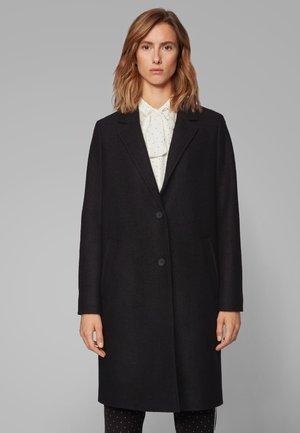 OMARRY - Frakker / klassisk frakker - black