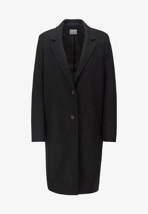 OMARRY - Classic coat - black
