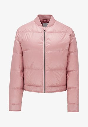 OBARKING - Gewatteerde jas - light pink