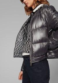 BOSS - OBARKING - Down jacket - black - 3