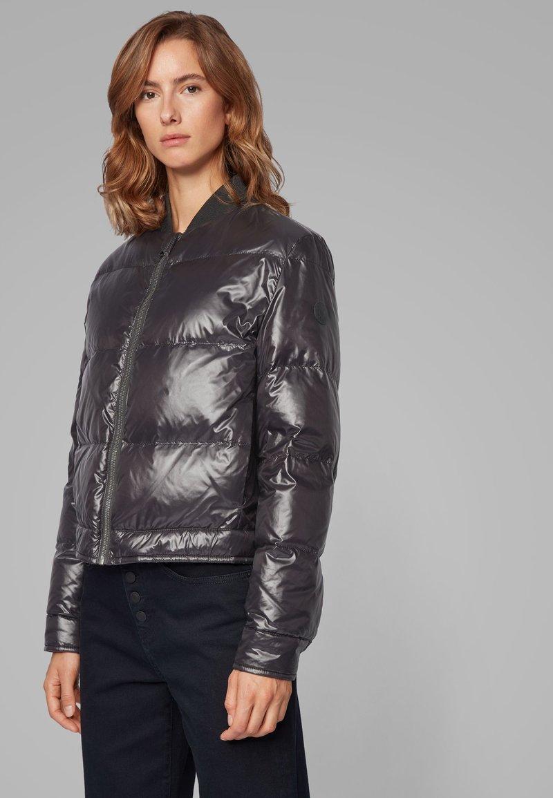 BOSS - OBARKING - Down jacket - black