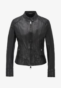 BOSS - JAMLY - Leather jacket - black - 5