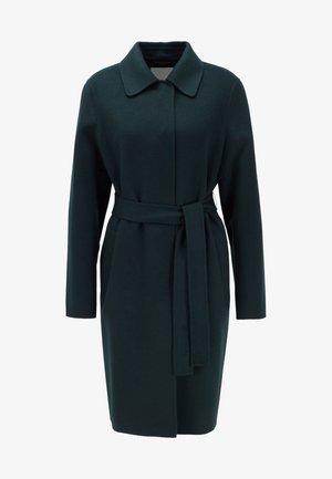 Classic coat - dark green