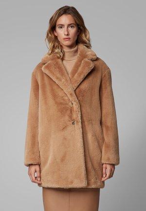 Winterjas - light brown