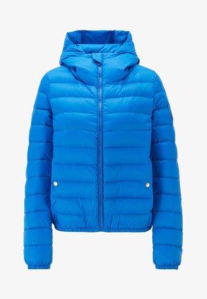 OFLAFFY - Down jacket - blue