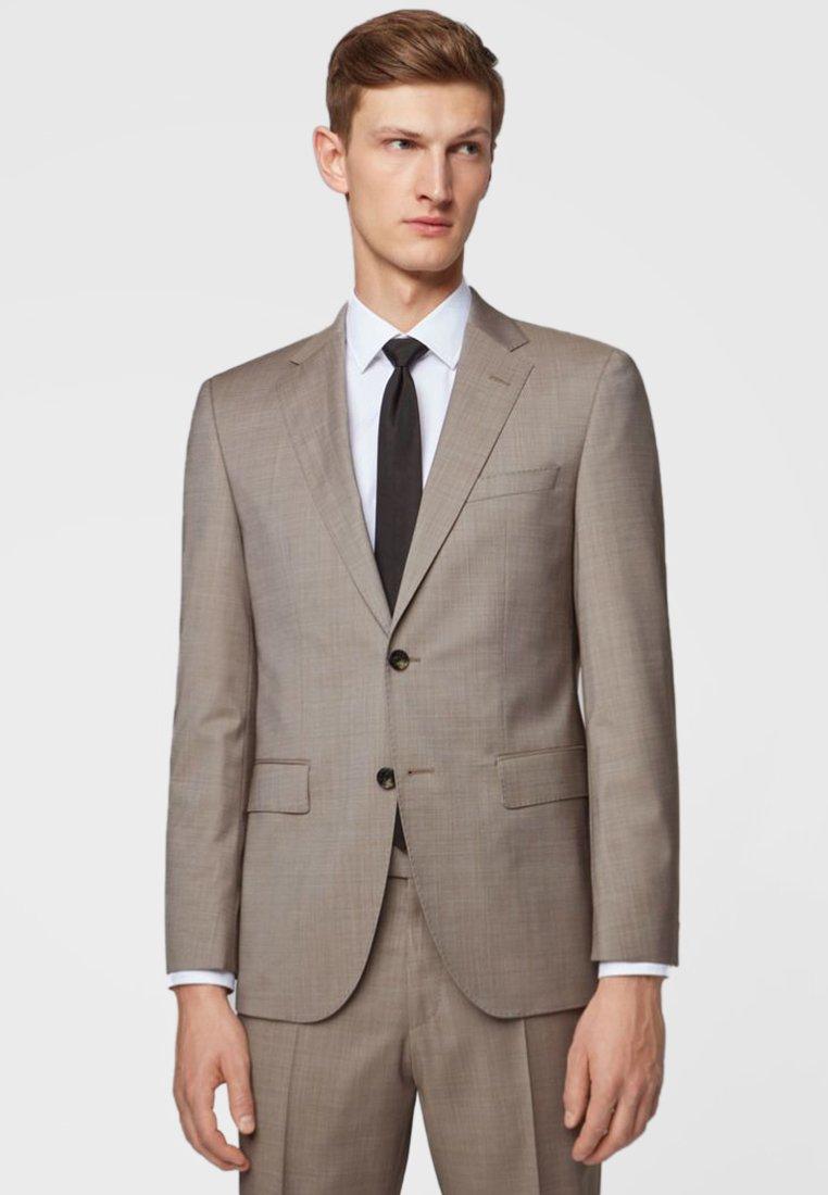 BOSS - JECKSON/LENON Regular Fit - Suit - light beige
