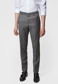 BOSS - NOVAN/BEN Slim Fit - Kostuum - grey - 3