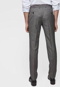 BOSS - NOVAN/BEN Slim Fit - Kostuum - grey - 4