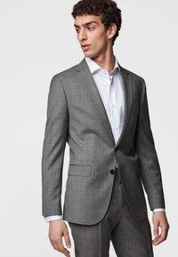 BOSS - NOVAN/BEN Slim Fit - Kostuum - grey - 0