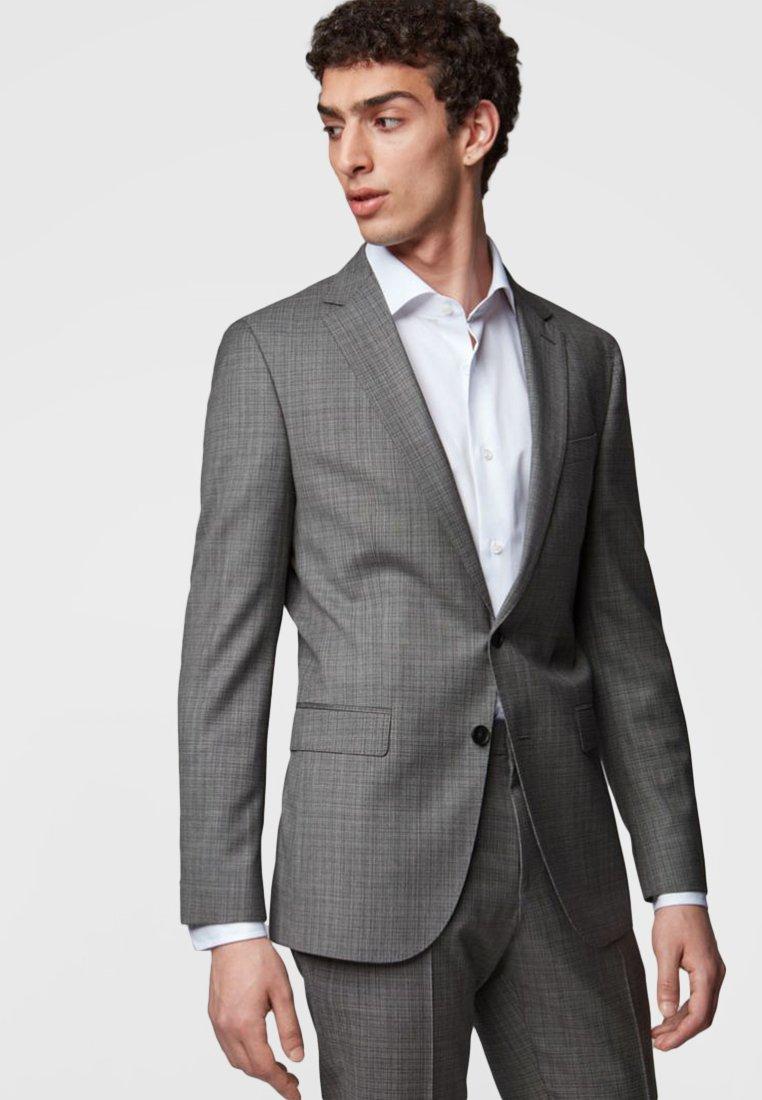 BOSS - NOVAN/BEN Slim Fit - Kostuum - grey