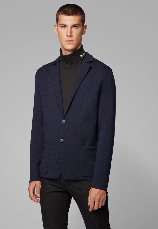 ABLESARO - Blazer jacket - dark blue
