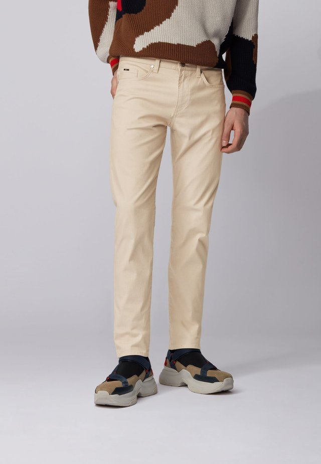 DELAWARE3-9-20 - Jean slim - light beige